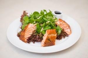 Ensalada Salmon